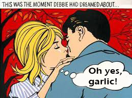 oh yeah garlic meme