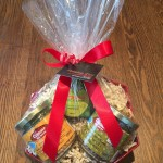 Paquet cadeau salé 2 mélanges de Soupe Comme ma mère et 1 pot de fleurs d'ail fermentées du Petit Mas