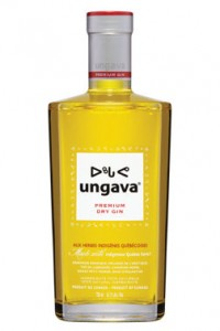 Suggestion cadeau gourmand : Dry Gin Ungava
