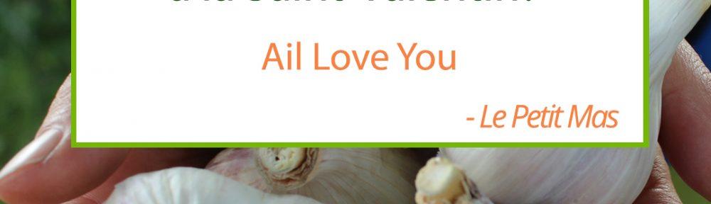 Blague ail love you