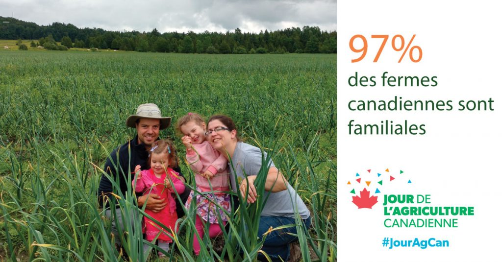Journee agriculture canadienne
